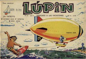 Lúpin n° 64 Año 5, 1970 [PDF]