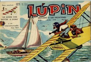 Lúpin n° 65 Año 6, 1971 [PDF]
