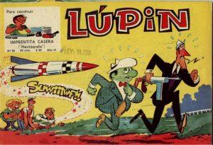 Lúpin n° 66 Año 6, 1971 [PDF]