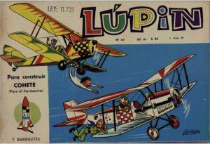 Lúpin n° 67 Año 6, 1971 [PDF]
