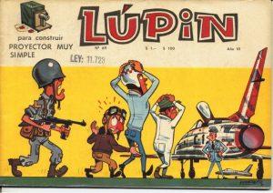 Lúpin n° 69 Año 6, 1971 [PDF]