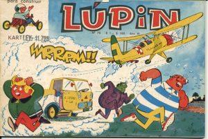 Lúpin n° 70 Año 6, 1971 [PDF]
