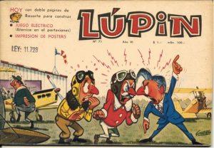 Lúpin n° 71 Año 6, 1971 [PDF]