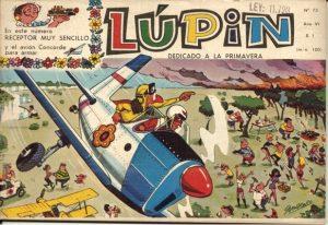 Lúpin n° 73 Año 6, 1971 [PDF]