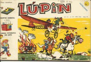 Lúpin n° 75 Año 6, 1971 [PDF]