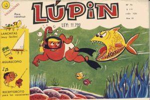 Lúpin n° 76 Año 6, 1971 [PDF]