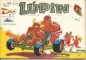 Lúpin n° 78 Año 7, 1972 [PDF]