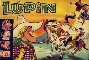 Lúpin n° 8 Año 1 – Mayo, 1966 [PDF]