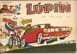 Lúpin n° 80 Año 7, 1972 [PDF]