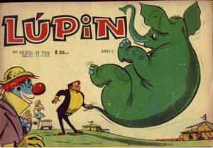 Lúpin n° 9 Año 1 – Junio, 1966 [PDF]