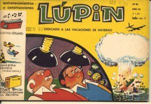 Lúpis n° 82 Año 7, 1972 [PDF]