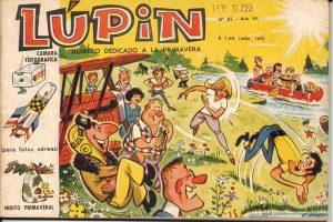 Lúpis n° 85 Año 7, 1972 [PDF]
