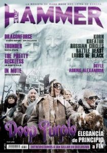 Metal Hammer – Abril, 2017 [PDF]