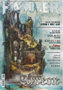 Metal Hammer – Noviembre, 2017 [PDF]