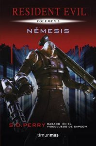 Némesis: Resident Evil Vol.5 – S.D. Perry [ePub & Kindle]