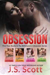Obsession: First Four Books In The Billionaire's Obsession Series – J. S. Scott [ePub & Kindle] [English]