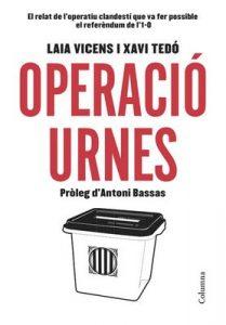 Operació Urnes – Xavier Tedó Gratacós, Laia Vicens Estaran [ePub & Kindle] [Catalán]