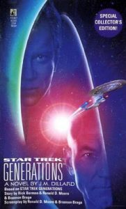 Star Trek Generations (Star Trek: The Next Generation) – J. M. Dillard, Ronald D. Moore, Brannon Braga, Rick Berman [ePub & Kindle] [English]