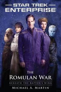 Star Trek: Enterprise – 013 – Romulan War 1 – Beneath the Raptor's Wing – Michael A. Martin [ePub & Kindle] [English]