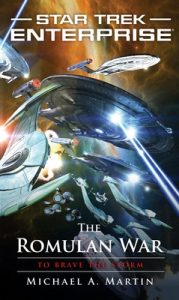 Star Trek: Enterprise – 014 – Romulan War 2 – To Brave the Storm – Michael A. Martin [ePub & Kindle] [English]