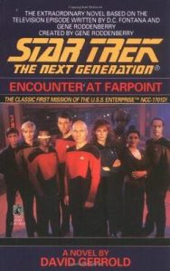 Star Trek: The Next Generation – 000 – Encounter at Farpoint – David Gerrold [ePub & Kindle] [English]