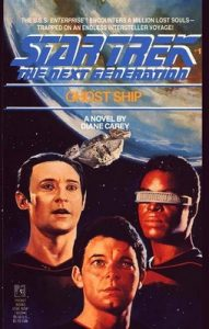 Star Trek: The Next Generation – 001 – Ghost Ship – Diane Carey [ePub & Kindle] [English]