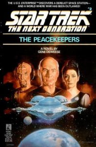 Star Trek: The Next Generation – 002 – The Peacekeepers – Gene Deweese [ePub & Kindle] [English]