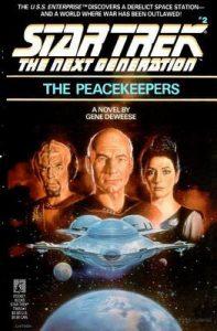 Star Trek: The Next Generation – 002 – The Peacekeepers – Gene Deweese [ePub & Kindle] [English]