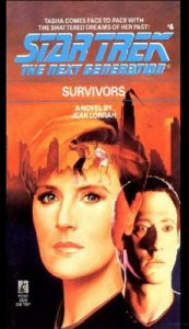 Star Trek: The Next Generation – 004 – Survivors – Jean Lorrah [ePub & Kindle] [English]