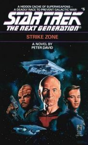 Star Trek: The Next Generation – 005 – Strike Zone – Peter David [ePub & Kindle] [English]