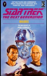 Star Trek: The Next Generation – 007 – Masks – John Vornholt [ePub & Kindle] [English]