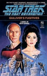 Star Trek: The Next Generation – 011 – Gulliver's Fugitives – Keith Sharee [ePub & Kindle]