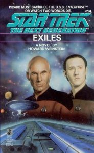Star Trek: The Next Generation – 014 – Exiles – Howard Weinstein [ePub & Kindle] [English]