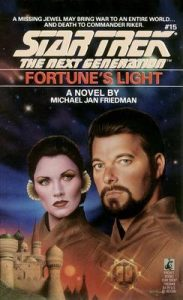 Star Trek: The Next Generation – 015 – Fortune's Light – Michael Jan Friedman [ePub & Kindle] [English]