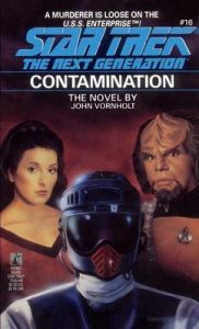 Star Trek: The Next Generation – 016 – Contamination – John Vornholt [ePub & Kindle] [English]