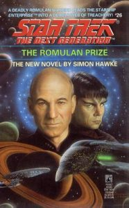 Star Trek: The Next Generation – 026 – The Romulan Prize – Simon Hawke [ePub & Kindle] [English]