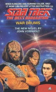 Star Trek: The Next Generation – 023 – War Drums – John Vornholt [ePub & Kindle] [English]