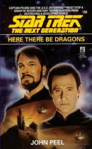 Star Trek: The Next Generation – 028 – Here there be Dragons – John Peel [ePub & Kindle] [English]