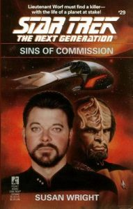 Star Trek: The Next Generation – 029 – Sins of Commission – Susan Wright [ePub & Kindle] [English]