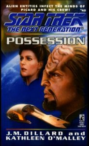 Star Trek: The Next Generation – 040 – Possession – J. M. Dillard, Kathleen O'malley [ePub & Kindle] [English]