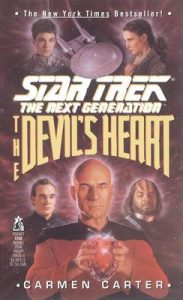 The Devil's Heart (Star Trek: The Next Generation) – Carmen Carter [ePub & Kindle] [English]