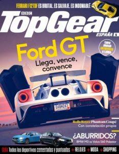 Top Gear España n° 5 – Enero & Febrero, 2017 [PDF]