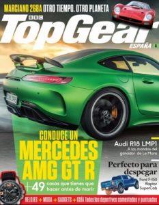 Top Gear España n° 6 – Marzo & Abril, 2017 [PDF]