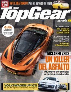Top Gear España n° 8 – Julio & Agosto, 2017 [PDF]