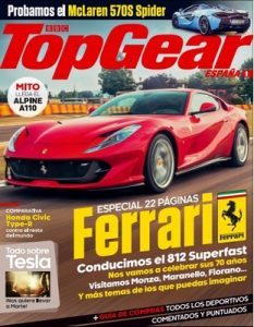 Top Gear España n° 9 – Sept. & Octubre, 2017 [PDF]