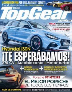Top Gear España n° 10 – Noviembre & Diciembre, 2017 [PDF]