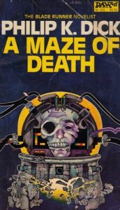 A Maze of Death – Philip K. Dick [ePub & Kindle] [English]