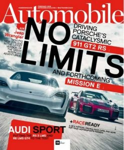 Automobile USA – February, 2018 [PDF]