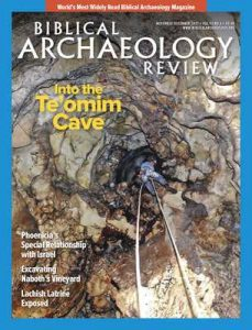 Biblical Archaeology Review – November-December, 2017 [PDF]