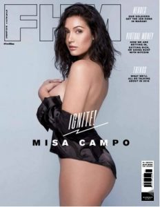 FHM Philippines – January, 2018 [PDF]